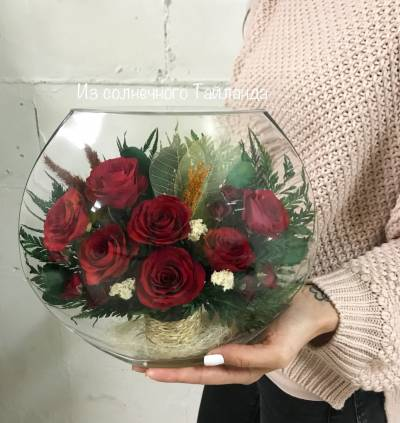 Букет цветов на день рождения