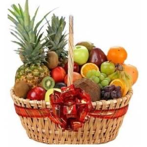Корзина с фруктами R329